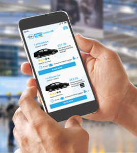 book airport taxi online